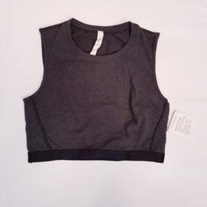 Size 8 - Soulful Crop top